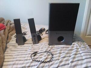 multimedia speaker system Altec Lansing VS4121