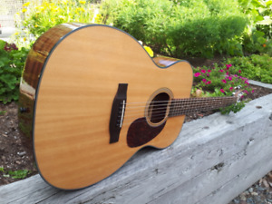 Near mint Sigma 000M - 18 and gig bag
