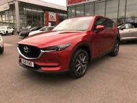 2018 Mazda CX-5 2.2d Sport Nav 5dr Auto ESTATE Diesel Automatic