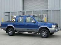 Ford Ranger 2.5TDdi Wildtrak Double Cab TURBO DIESEL NO VAT NOW SOLD