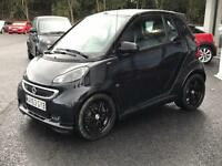 2013 Smart Fortwo 1.0 Turbo BRABUS Xclusive Cabriolet Softouch 2dr