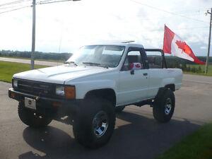 1988 Toyota 4Runner Sr5 Pickup Truck