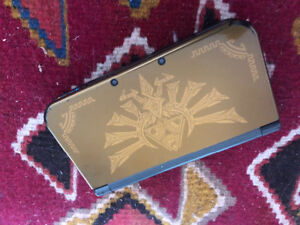Nintendo 3Ds Zelda addition with charger for sale