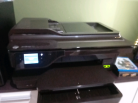 Hp 7612 wide format printer all in one printer