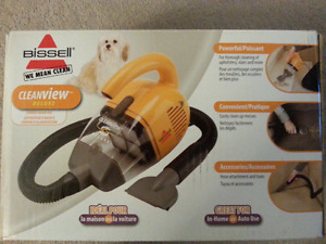 Bissell ClearView Deluxe Vacuum