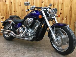 2002 VTX 1800 Custom - 8 623 KM