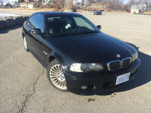BMW e46 330ci 90,000km Certified