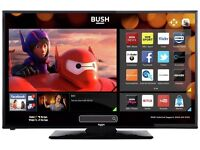 "Bush 40"" Ultra Slim LED Smart TV Full HD Freeview"
