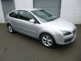 Ford Focus 1.6 ( 100ps ) auto 2007.5MY Zetec Climate