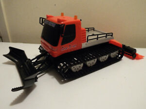 Snow Plow with Lights and Sound (see video attached)
