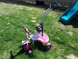 vélo a trois roue  pour enfant