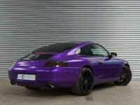 2001 Porsche 911 3.4 996 Carrera 4 Tiptronic S AWD 2dr Coupe Petrol Automatic