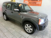 2008 Land Rover Discovery 3 2.7TD V6 auto HSE ***BUY FOR ONLY £60 PER WEEK***