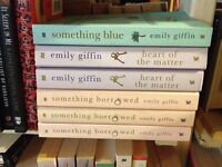 EMILY GRIFFIN books for sale....$3.50 each
