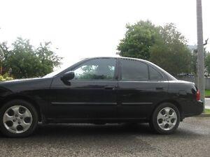 2005 Nissan Sentra Berline