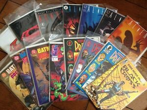 Comic Book Collection - Mint