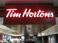 Tim Hortons Assistant Manager Opportunity