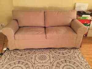 Loveseat Hide-A-Bed