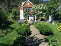 Vacation in Fintry, BC