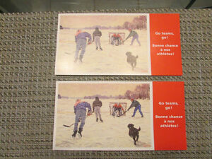 2002 OLYMPIC WINTER GAME POST CARDS - PRICE REDUCED