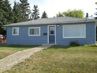 3 bedroom reno'ed bungalow for rent 1 blk from hospital JULY 1