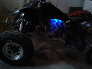 04 yfz450 with ownership trade for dirtbike