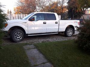 2012 Ford F-150 SuperCrew Pickup Truck Regina Regina Area image 3