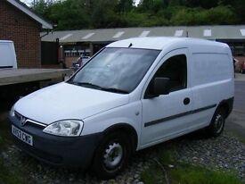 Vauxhall Combo 1700 di DIESEL MANUAL 2003/53