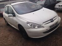 Peugeot 307 hdi moted 395 no offers