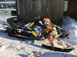 2014 Polaris Switchback 800 Pro R LE