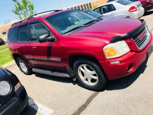 Camion Rouge avec Pneu & Rim Hiver inclus