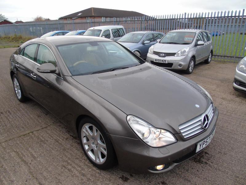 mercedes benz cls320 3 0cdi 7g tronic 320 in ashington northumberland gumtree. Black Bedroom Furniture Sets. Home Design Ideas