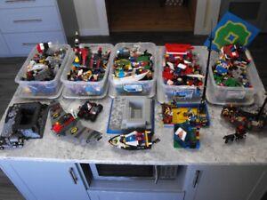 LEGO Galore For Christmas