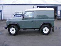 Land Rover Defender 90 SWB 2.2 TD Hard TOP (green) 2014