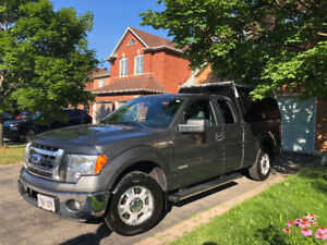 2011 FORD PICKUP F150 ECOBOOST