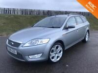 2009 FORD MONDEO TITANIUM X 2.0 TDCI 140PS - 74K MILES - F.S.H - 5 STAR SAFETY - 12 MONTHS WARRANTY