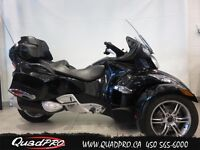2011 Can-Am SPYDER RTS SE5 74,34$/SEMAINE