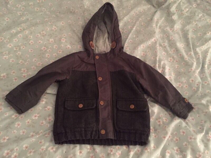 12-18 Months Next Coat