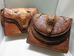 VINTAGE ALLIGATOR PURSES*****DON'T MISS OUR HUGE SALE THIS WKND!