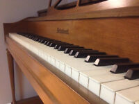Cheap Professional Piano Lessons $40/hr