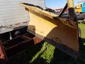 2 plows for sale with attachment.