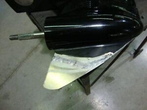 Prop and Skeg Repairs at Tak