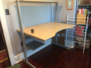 IKEA drafting desk