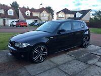 BMW 120i Sport 2005 62,000 miles