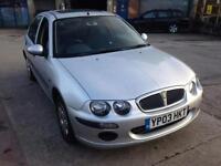 Rover 25 1.4 16v ( 103ps ) iL (103PS) 5 door - 2003 03-REG - 9 MONTHS MOT
