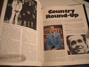 Country Music Hard Cover Book  by Bryan Chalker Peterborough Peterborough Area image 3