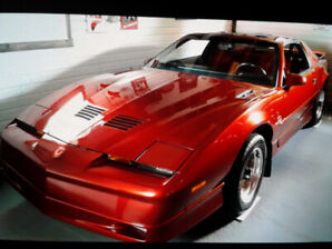 Trans Am GTA 1987   **  comme neuf   **