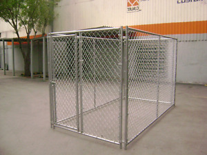60 square foot dog kennel