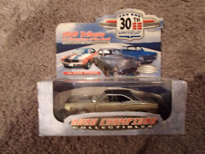 1:43 SCALE DIE-CAST ROAD CHAMPIONS 1969 DODGE SUPER BEE A-4 SI