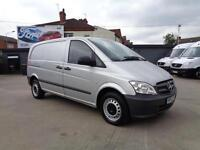 MERCEDES-BENZ VITO 2.1 TD | 110 - CDi | COMPACT | 1 OWNER | LOW 65K MILES | 2012